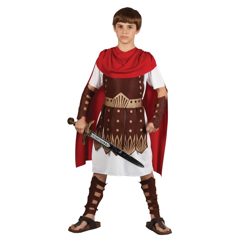 Boys-Kids-Roman-Greek-Emperor-Gladiator-Warrior-Soldier-  sc 1 st  eBay : gladiator costumes for boys  - Germanpascual.Com