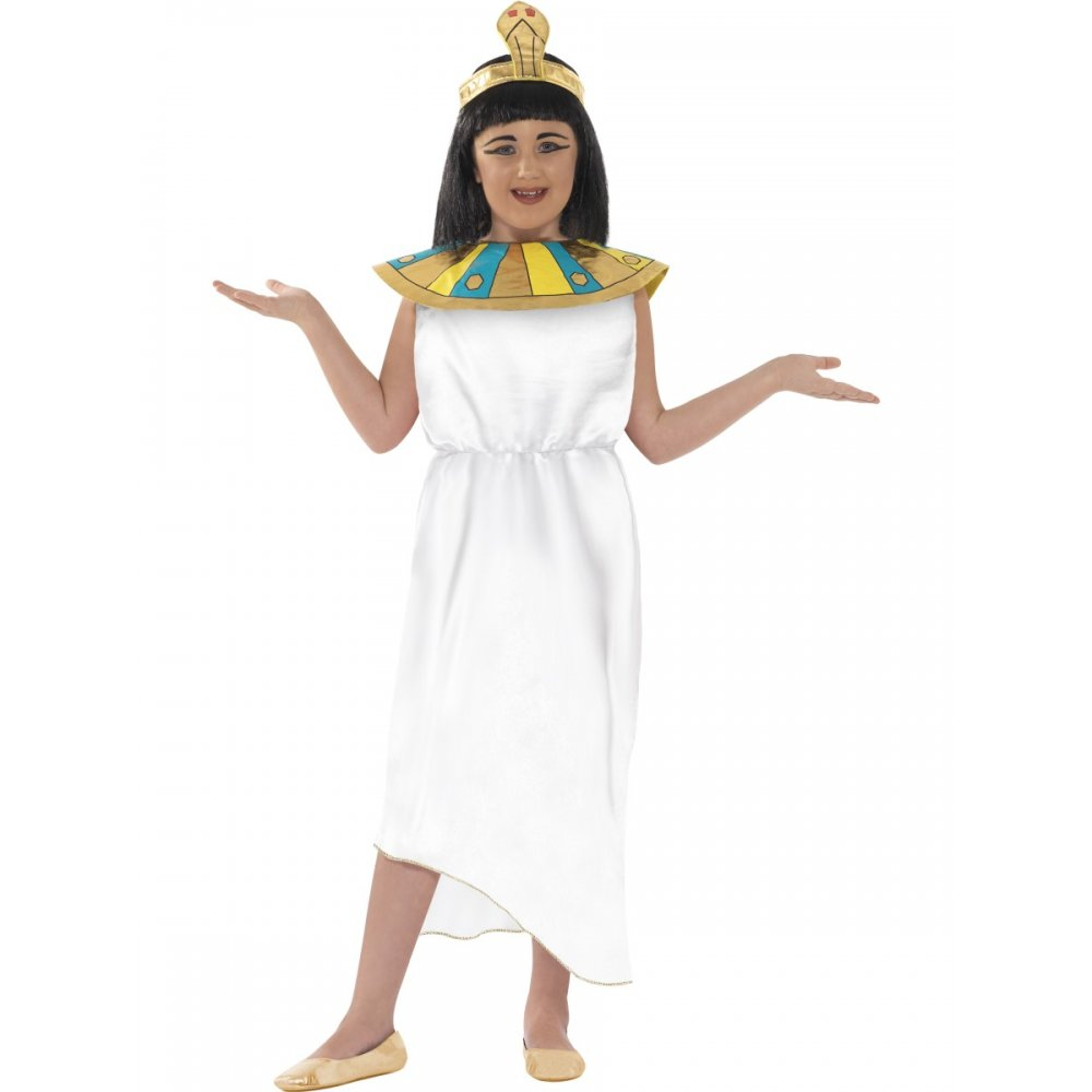 Kids Boys Girls Egyptian Cleopatra Pharaoh Queen Book Day  sc 1 st  Meningrey & Egypt Costume For Girl - Meningrey