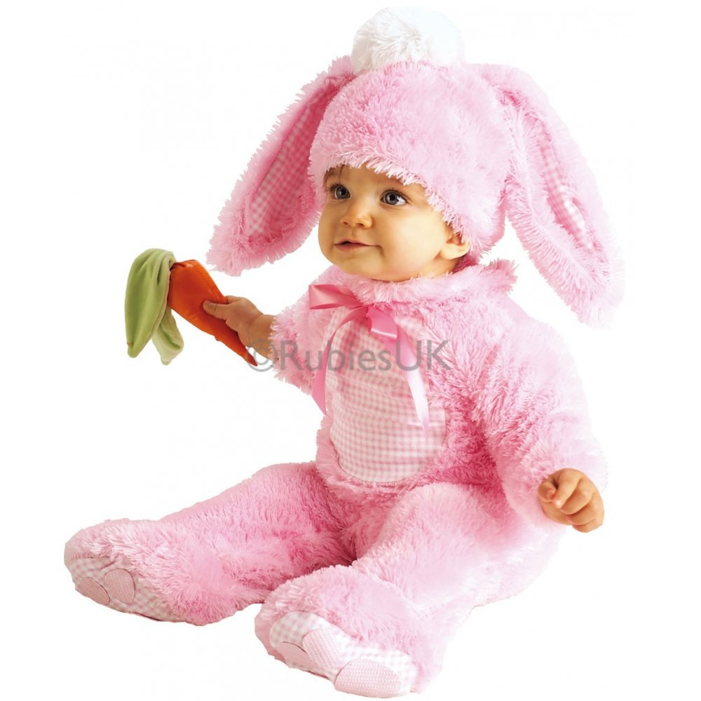 Rabbit Cute Bunny Easter Animal Adult Kids Baby Mascot