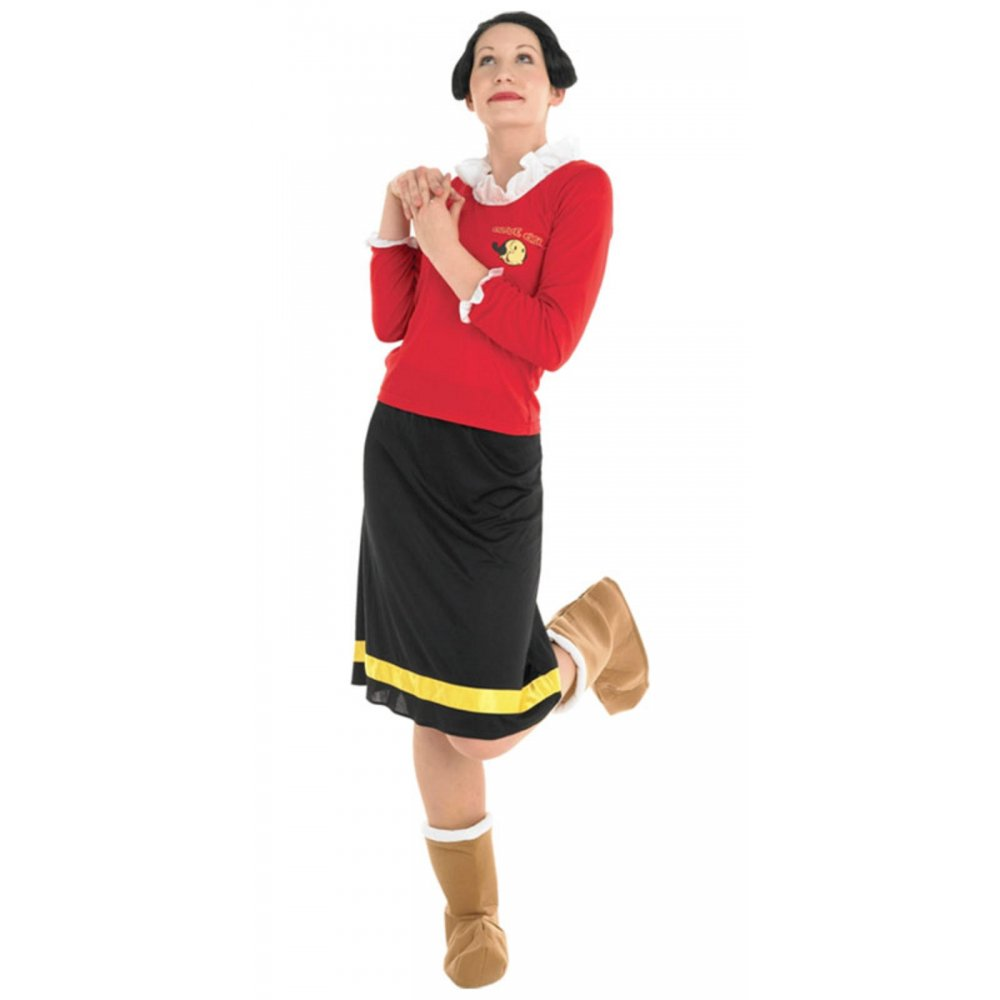 Mens womens adult popeye olive oyl brutus licensed fancy dress mens womens adult popeye olive oyl brutus licensed solutioingenieria Image collections