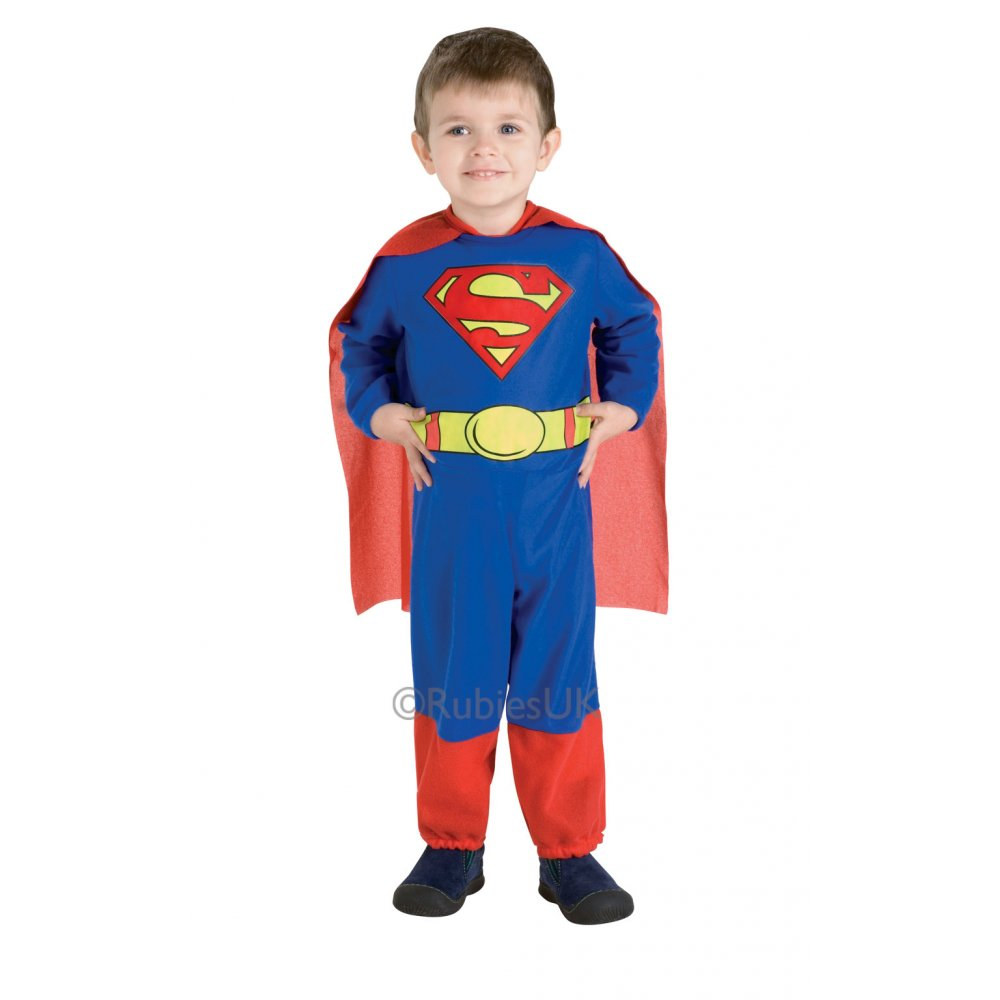 All Superman Costumes. Dress as one of the oldest and most powerful superhero this Halloween when you find yourself a Superman costume! Kids and adults will love being this classic character! Versions new and old and wild will give you plenty of fun options for Halloween! Get the perfect Superman Halloween Costume this year!