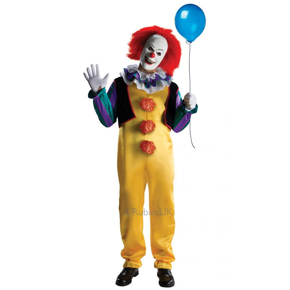 kids adults clown jester horror scary halloween circus