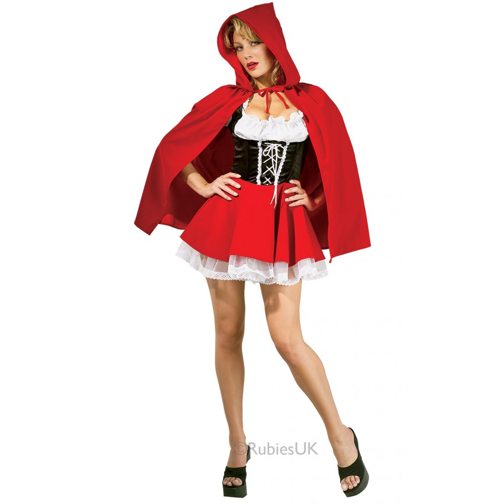 Prompt, Little red riding hood adult obviously