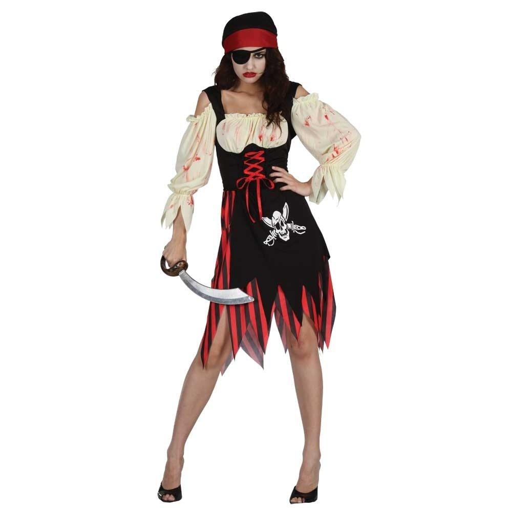 New Adult Zombie Bride Nurse Halloween Horror Ladies Womens Fancy ...