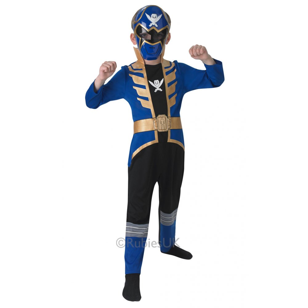Super megaforce power rangers kids tv superhero fancy dress costume