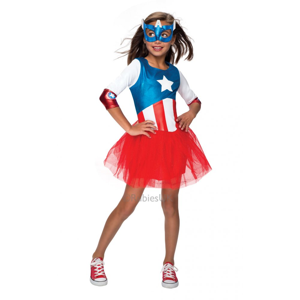 Captain America Costume Kids Halloween Fancy Dress Up See more like this. Boys Captain America Costume - Avengers Infinity War. Brand New. $ Buy It Now. Free Shipping. Rubie's Costume Captain America: Civil War Value Captain America Costume, Small See more like this.