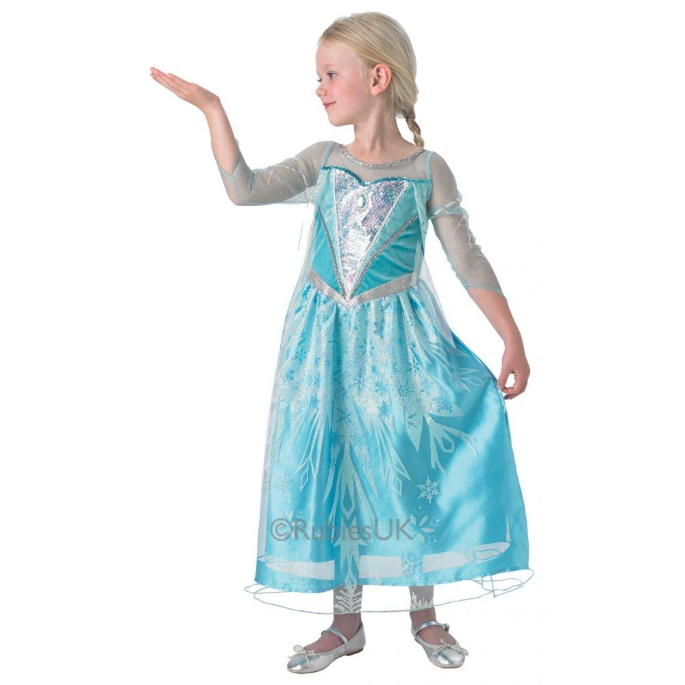 Frozen Elsa Fancy Dress Shoes