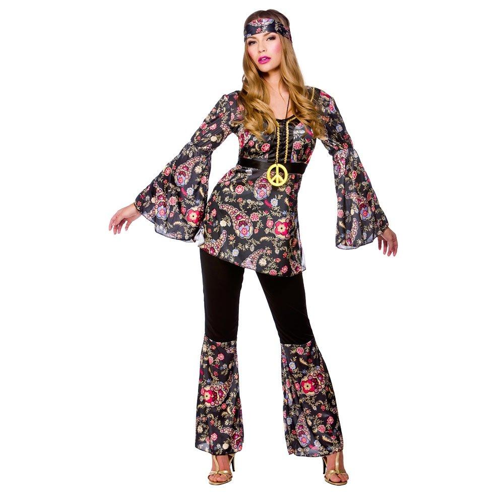 hippie hippy 60s 70s groovy retro fancy dress