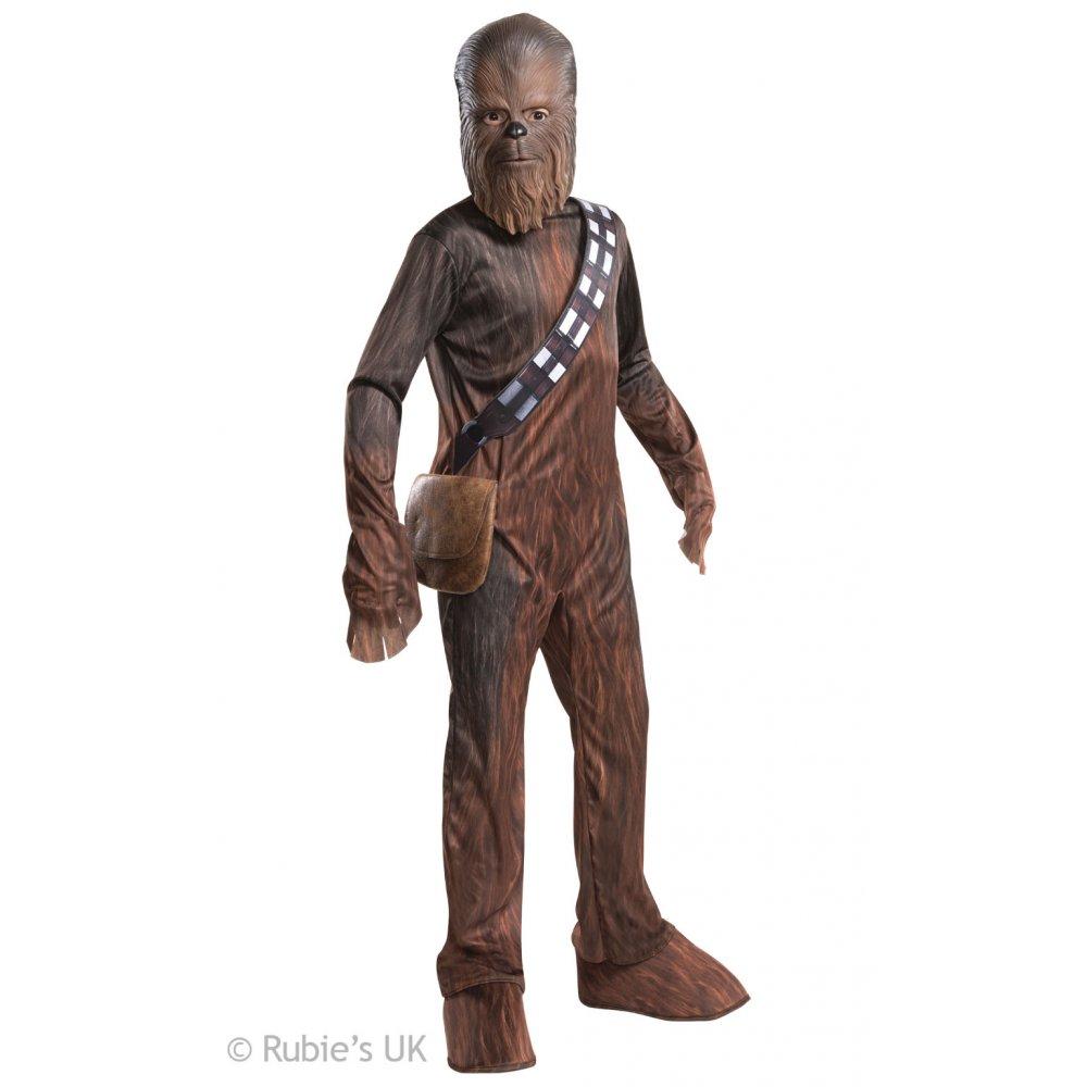 Rubies Boys Deluxe Kanan Jarrus Costume Kids Disney Star Wars Fancy Dress Outfit