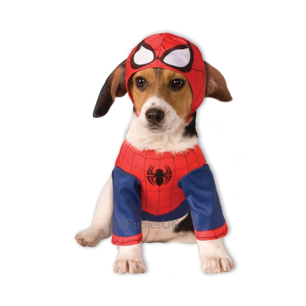 Christmas dress up - Pet Dog Puppy Superhero Fancy Dress Costume Coat